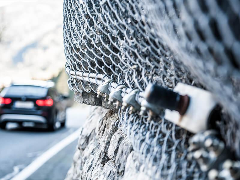 baunovo, barreras de protección