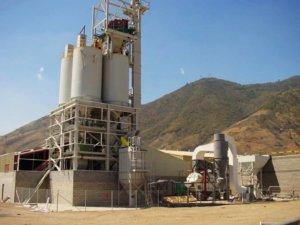 desarrollo, planta de producción